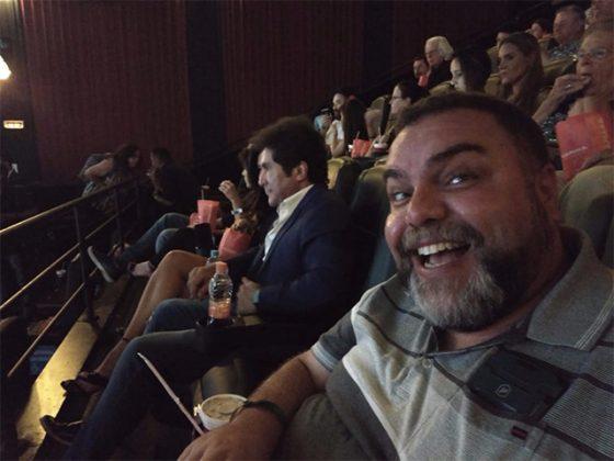 Daniel lança seu documentário 30 Anos na Estrada