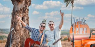 A dupla Neto e Felipe lançou nessa última sexta feira (20) o 1º single do seu DVD: Saudade é Mato.